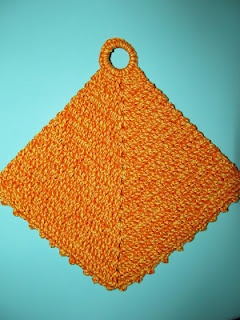Crochet Pattern Central - Free Potholders and Hot Pads