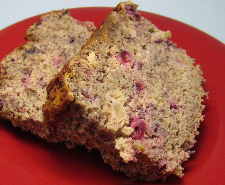 Paleo breakfast bread | Low Carb | Pinterest