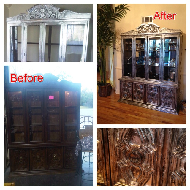 Before And After DIY Ideas For Furniture Re Dos Pinterest