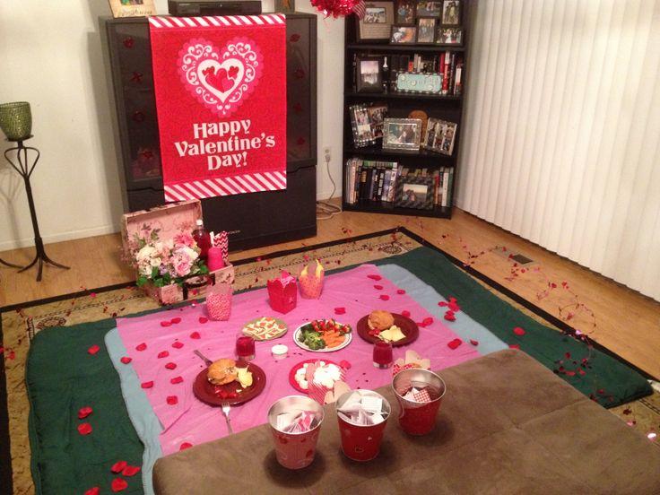 valentine's day indoor decorations