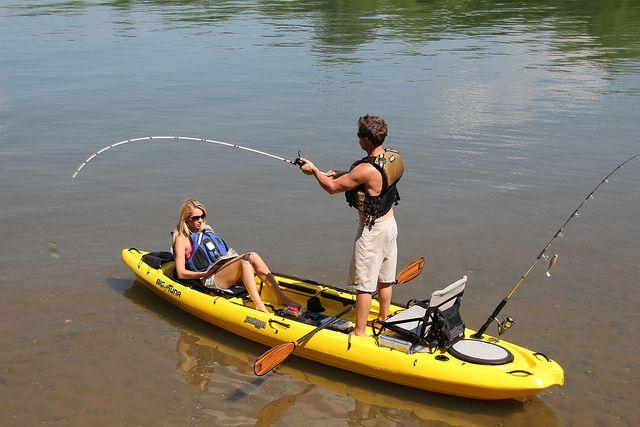 Pin by james housen on kayaking pinterest for Fishing kayak for big guys