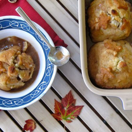 Old Fashioned Apple Dumplings | Recipes and suches (sweet) | Pinterest