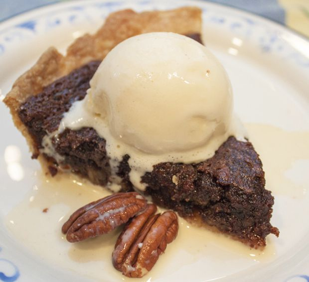 New Orleans Chocolate Pecan Pie | Recipe