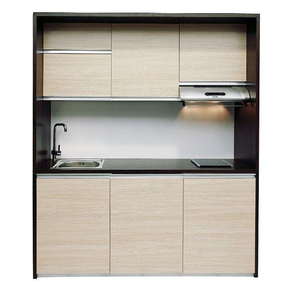 mini cuisines kitchenettes id e inspirante pour la conception de la maison. Black Bedroom Furniture Sets. Home Design Ideas