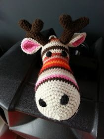 The Spicy Knitter: FO: Happy Reindeer
