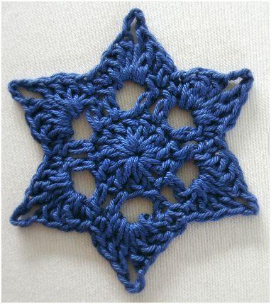 Crochet Patterns Star : Crochet Stars