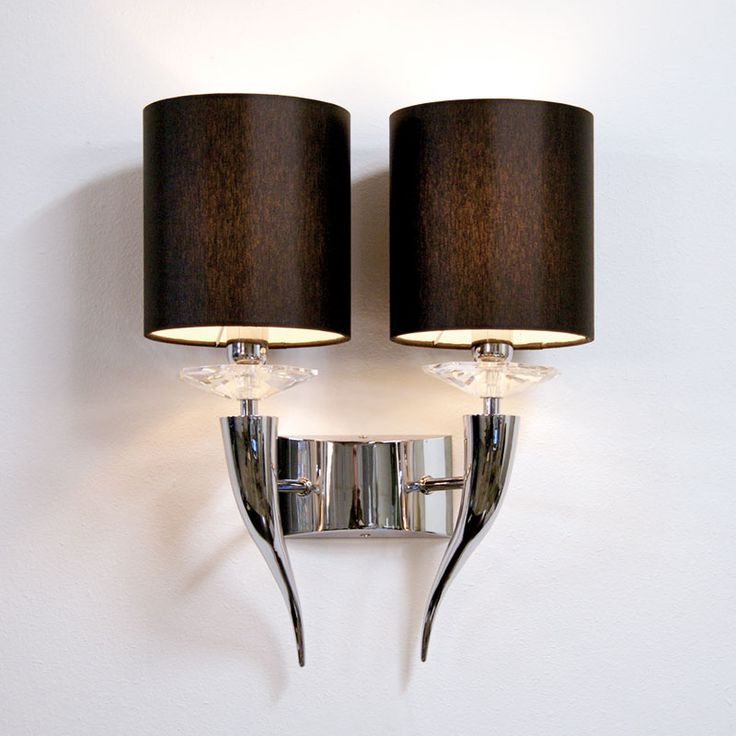 Symphony Twin Wall Lights : Twin Wall Light Marlay Grange Pinterest