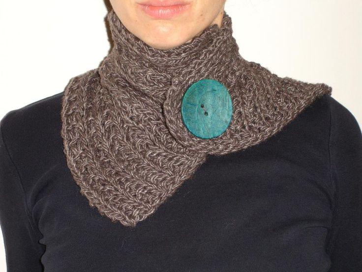 Free Knitted Neck Warmer Patterns : FREE Simple Neck Warmer Pattern kints Pinterest