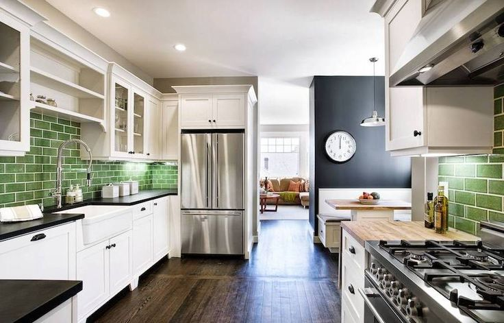 like this light green kitchen kitchen tiles and green kitchen
