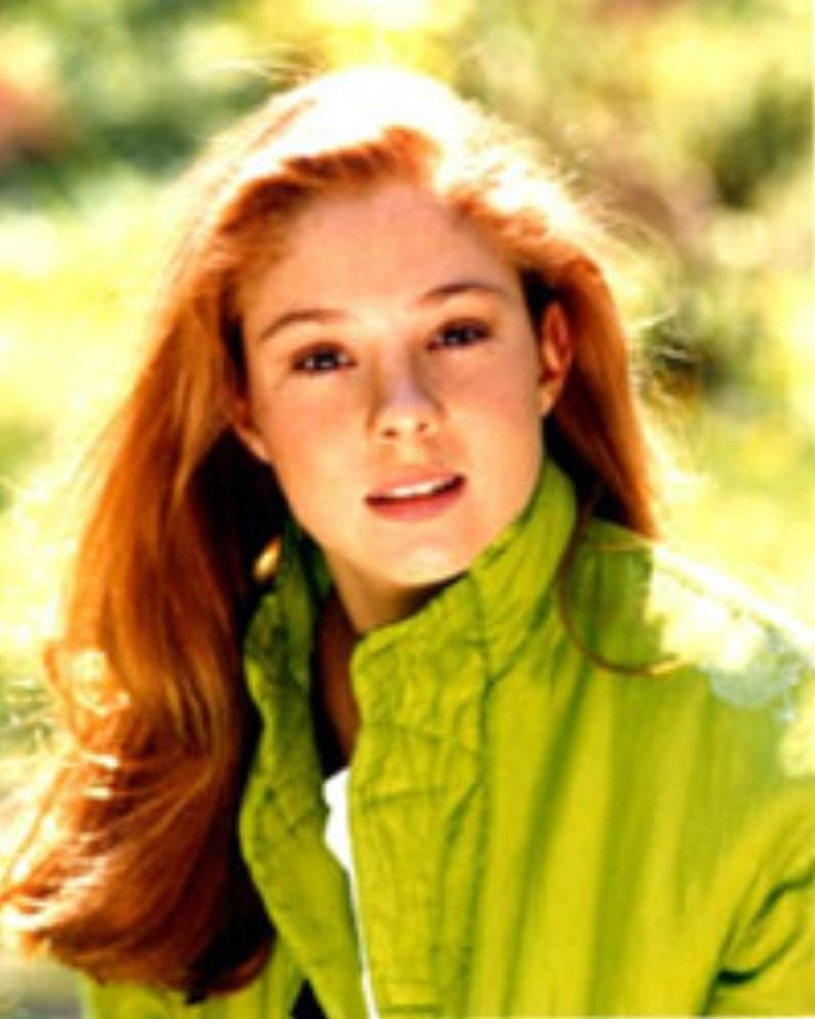 Megan Follows Shaded Warm True Spring Hair And Eye