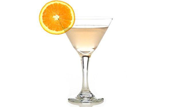 El Presidente INGREDIENTS: 1 ½ oz light rum ½ oz dry vermouth ½ oz ...