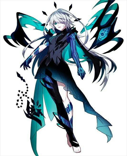 Phantasia (Goddess Of Time And Space) C99354433d23403969bd4ba044e2ee89