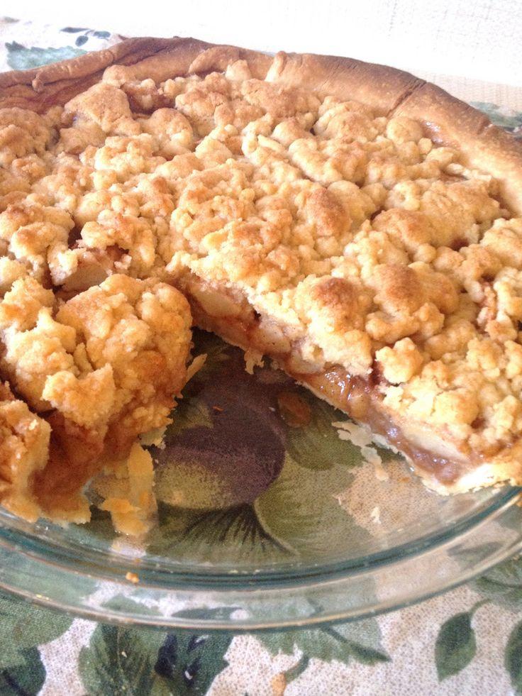 Apple crisp pie | Sweet & Yummy | Pinterest