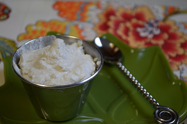 Raw cashew sour cream   For the Love of Raw   Pinterest