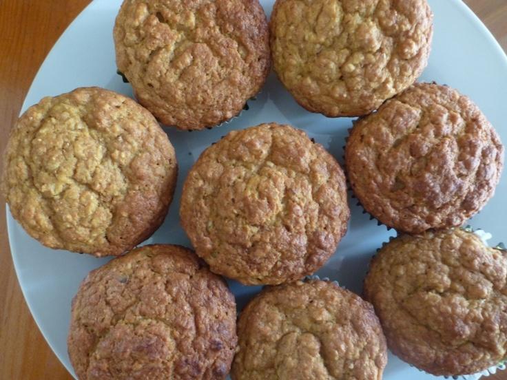 Pumpkin millet muffins from Rebar Modern Food Cookbook.