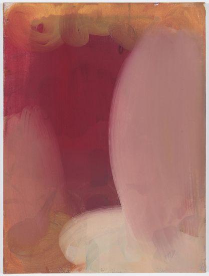 Anton Kern Gallery  by Ellen Berkenbit