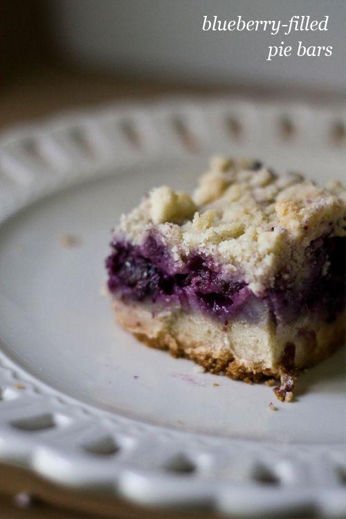 Berry Cobbler Pie Bars Recipes — Dishmaps