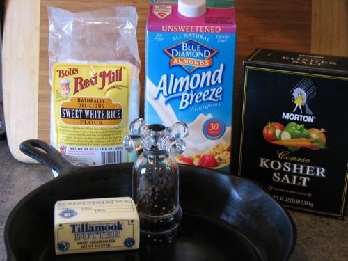 Fodmap friendly white sauce | Yum yum - dairy free | Pinterest