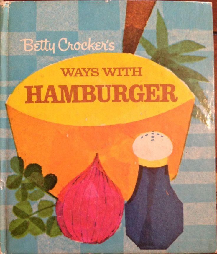 Vintage Betty Crocker's Parties for Children 1964 Spiral Bound First Printing HC