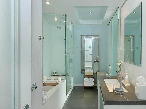 Bathroom: Modern, Creative.