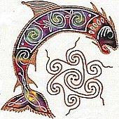 celtic salmon art recipes pinterest. Black Bedroom Furniture Sets. Home Design Ideas