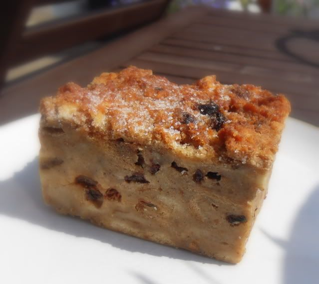 Bread pudding - The English Kitchen: Breads