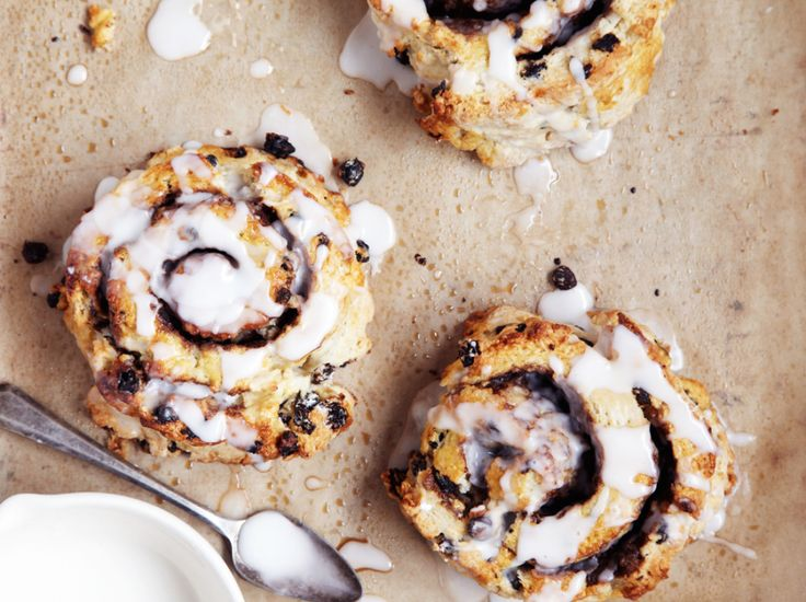 Cinnamon Swirl Buns | Wonderful Breakfasts & Brunch | Pinterest