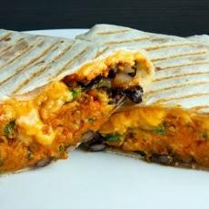 Addictive Sweet Potato Burritos Recipe   Food I love to cook!   Pinte ...