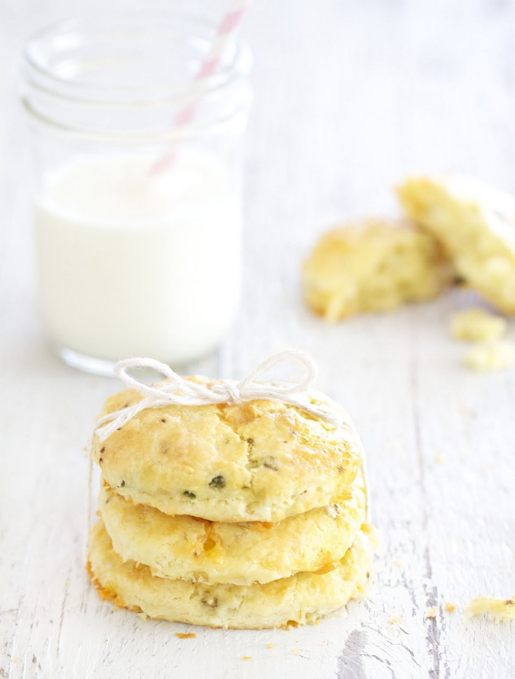 Jalapeno Cheddar Scones | Recipes: Breads, Biscuits, etc. | Pinterest