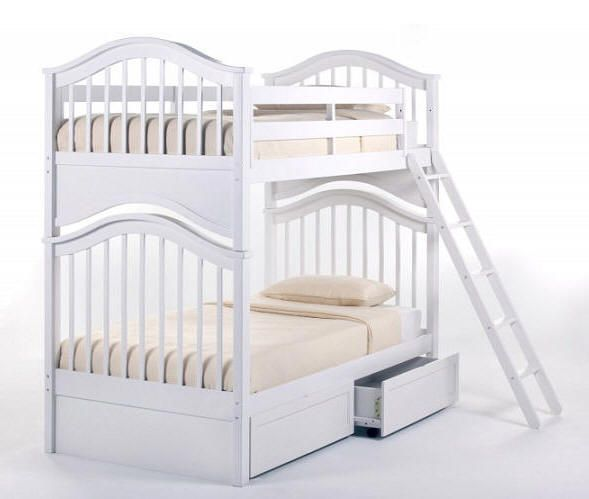 Twin Over Twin Bunk Bed See More Lancaster Twin Over Twin Bunk Bed