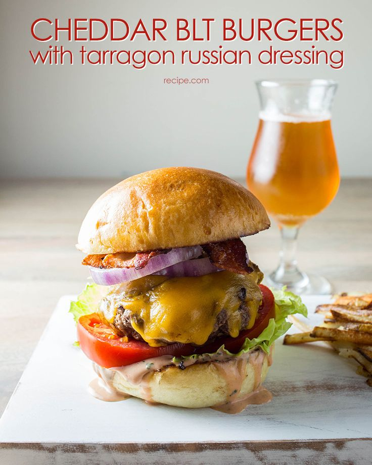 Cheddar Burgers And Crispy Oven Fries Recipes — Dishmaps