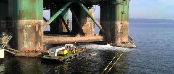 ship repair barge