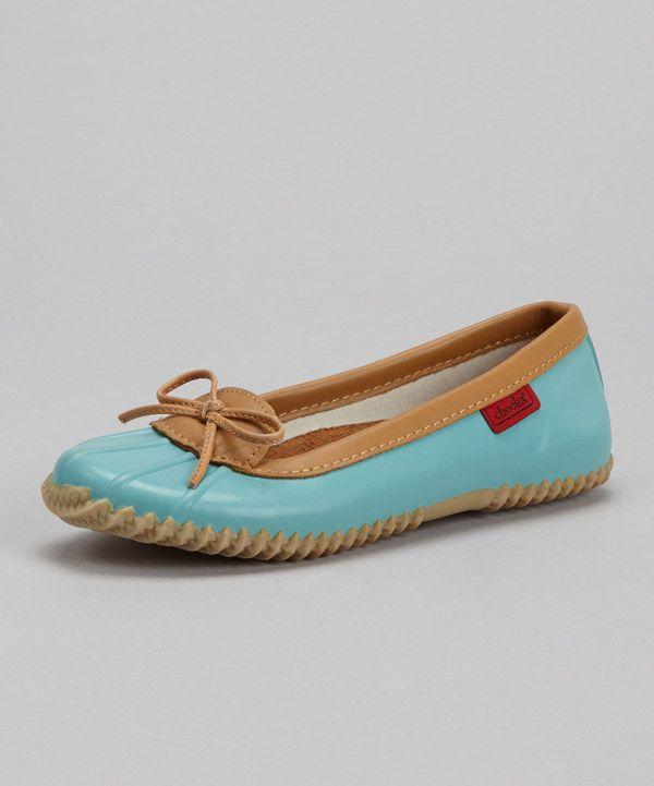 Chooka Aqua Duck Shoe - Women by Chooka #zulily #zulilyfinds
