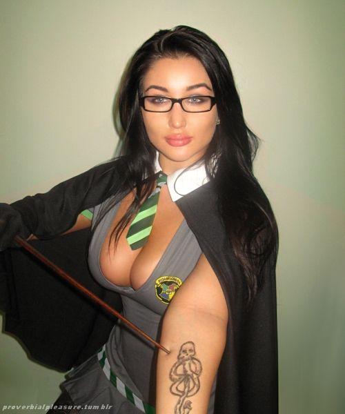 hot nerd