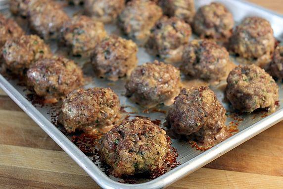 Classic Italian Meatballs | Recipe