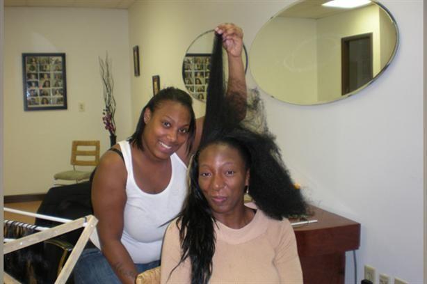 20 Inch Hair On 5 Girl 24