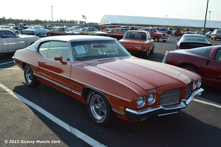 1972 pontiac le mans - photo #11