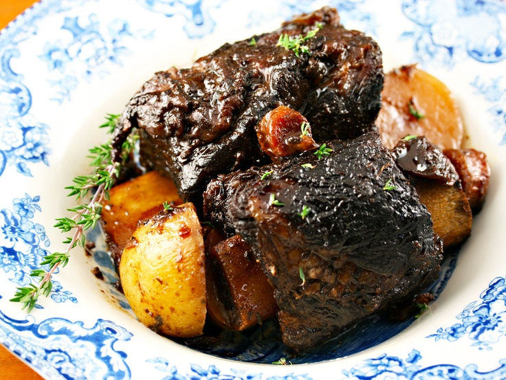 Oven-Braised Beef Short Ribs | Favorite Recipes | Pinterest