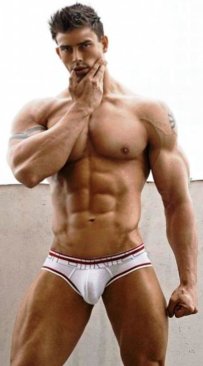hot in the muscle gay: