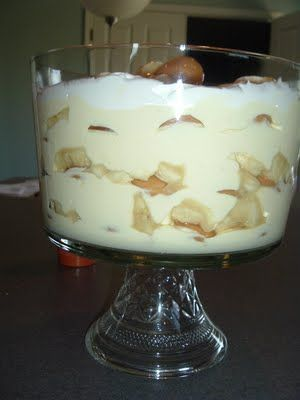 Bananas Foster Trifle | Cooking & Recipes | Pinterest