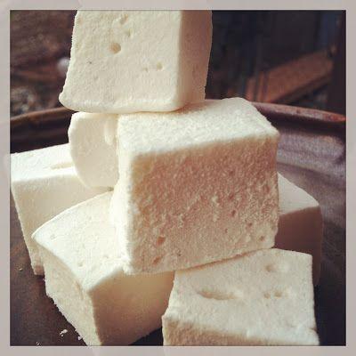 Vanilla Marshmallows | Mangia Mangia | Pinterest