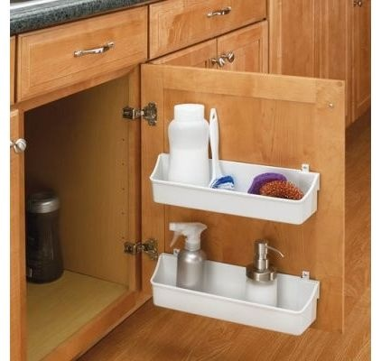 Rev A Shelf Door Storage Trays Set Of 2 Something As Simple