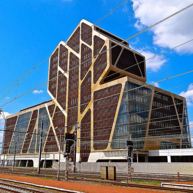 Court of Justice, Hasselt, Belgium