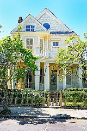New Orleans Garden District Home New Orleans Garden