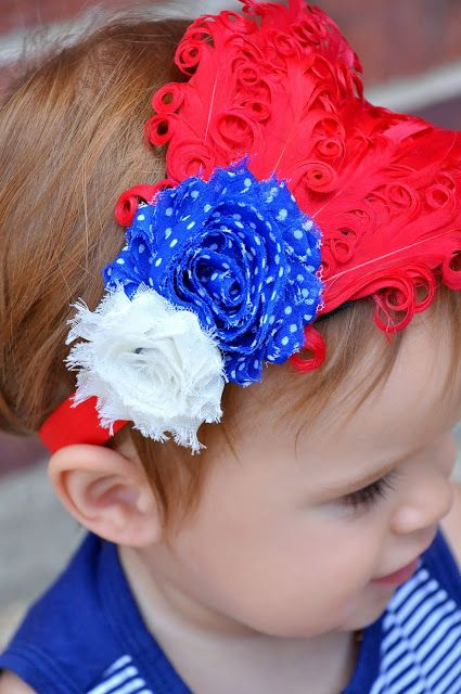 fourth of july headbands