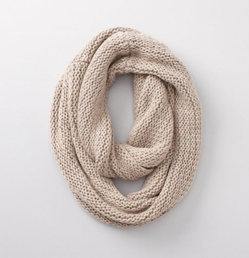 infinity loop scarf please...