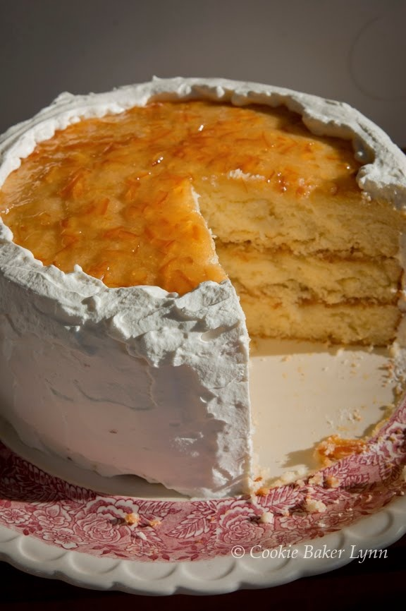 Orange Marmalade Cake | A Piece of Cake | Pinterest