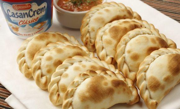 Receta Empanadas de Choclo de Casancrem