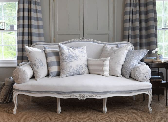 French Style Sofa Love It French Country Pinterest