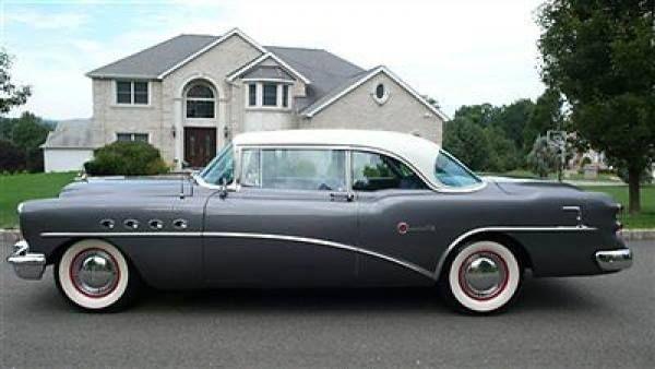 1954 buick roadmaster coupe conveyances pinterest for 1954 buick roadmaster 4 door